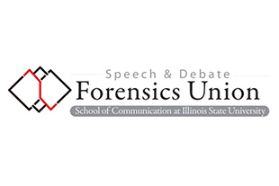 Speech and Debate Forensics Union logo